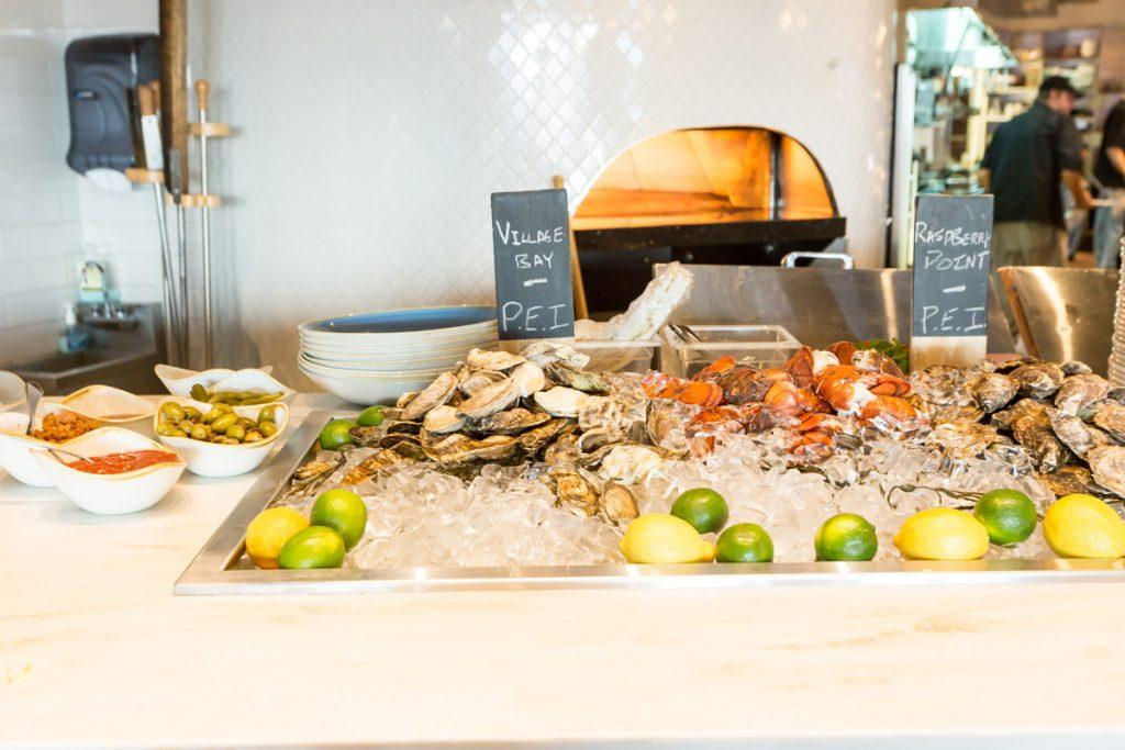 Serving - Trattoria Timone Italian Restaurant Oakville