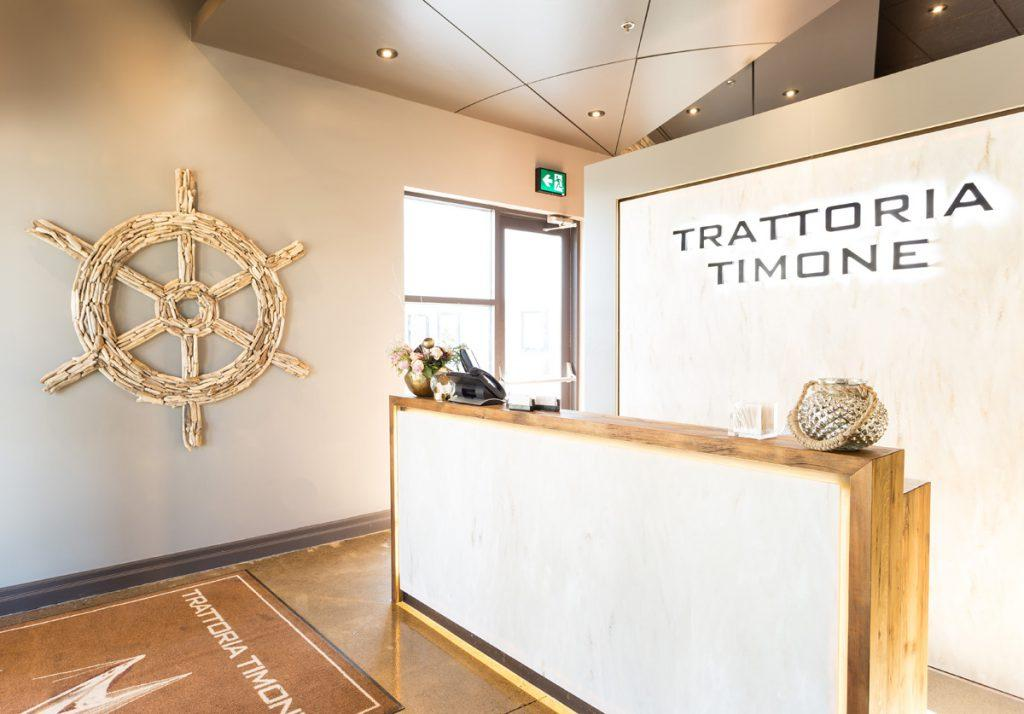 Reception - Trattoria Timone Italian Restaurant Oakville