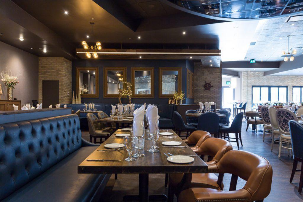Interiors - Trattoria Timone Italian Restaurant Oakville